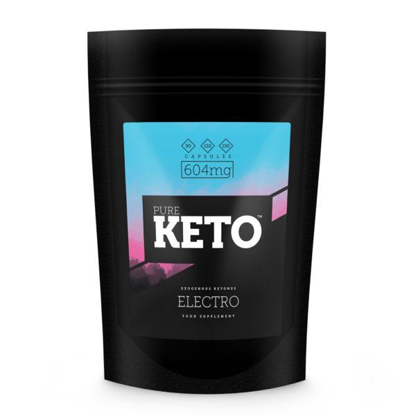 Pure Keto Electro Pouch