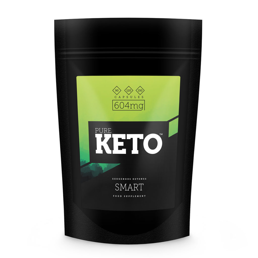 Pure Keto Smart Pouch