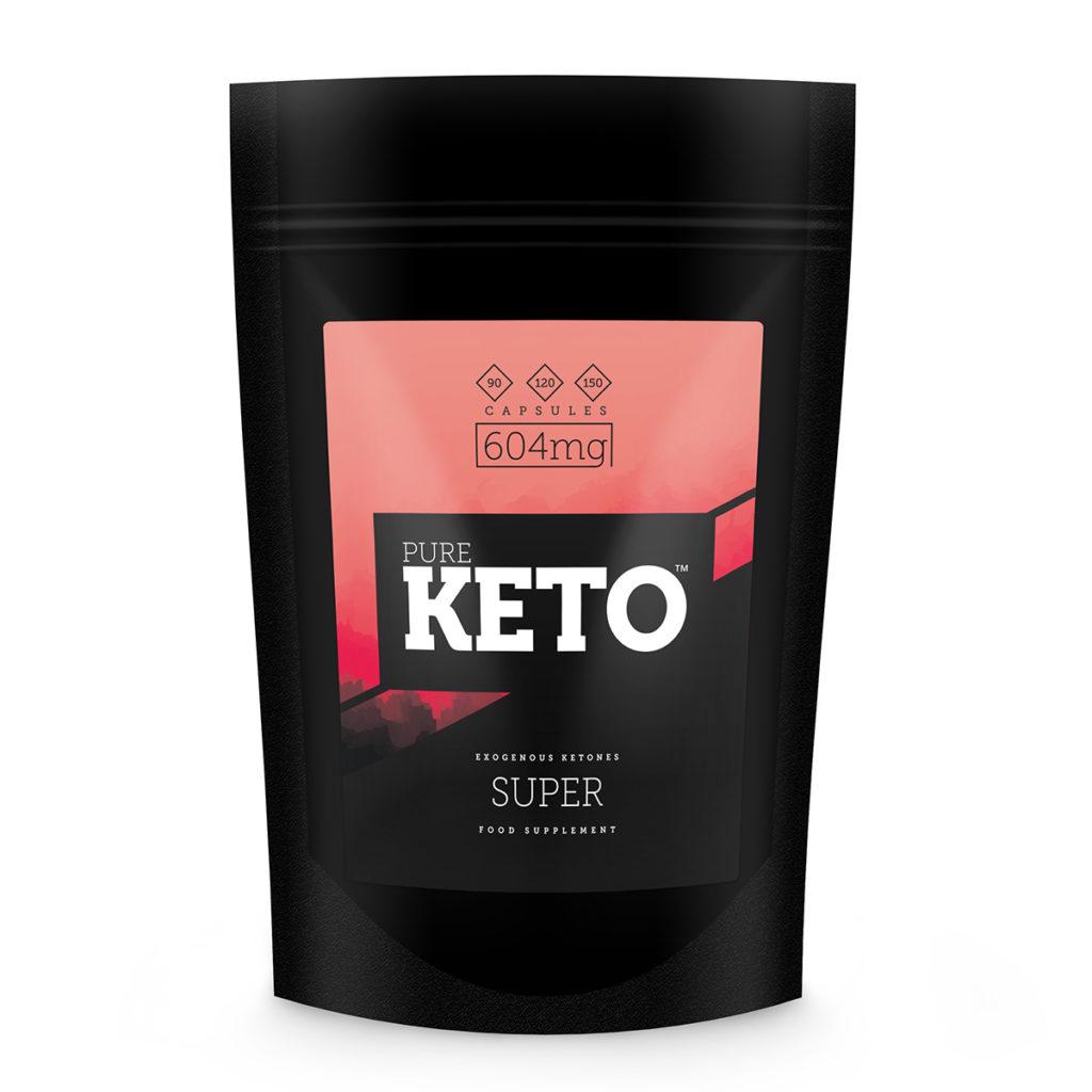 Pure Keto Super Pouch
